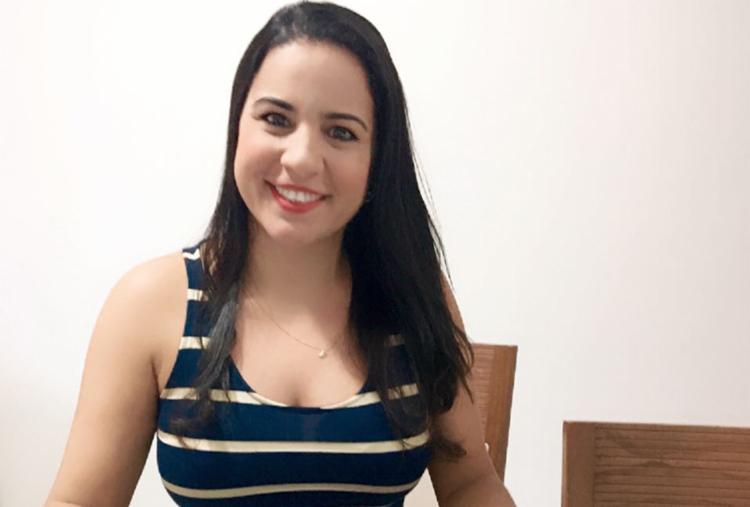 Fernanda Jordão é aluna do curso de especialização em Gestão de Qualidade - Foto: Arquivo Pessoal
