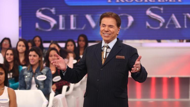 Marina Ruy Barbosa pede aval da Globo para conhecer Silvio Santos