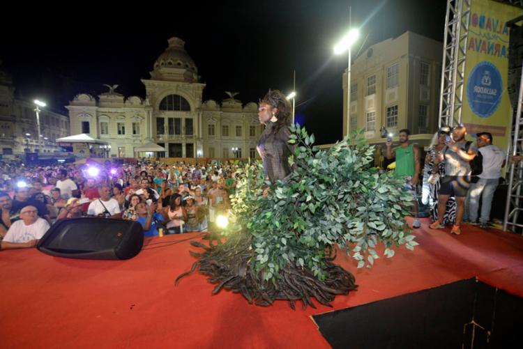 Concurso acontece na Praça Municipal, no Centro de Salvador - Foto: Divulgação | Secom