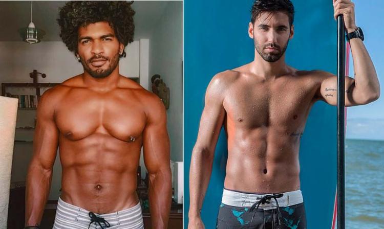 Vanderlei Nagô e Felipe Bêribá estão na 4º edição do programa da MTV Brasil - Foto: Reprodução   Instagram