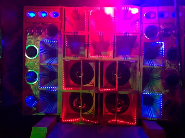 Evento reúne diversos equipamentos de sons automotivos - Foto: Divulgação | SSP