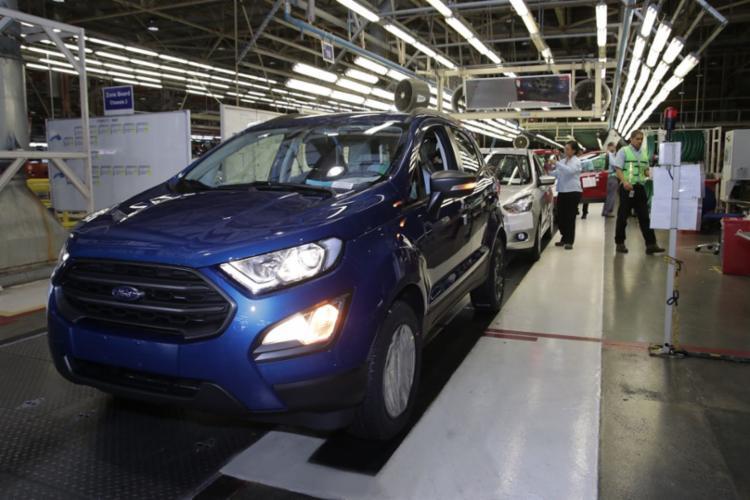 O recall convoca os proprietários que precisam resolver problemas gerados na fabricação - Foto: Ford | Divulgação