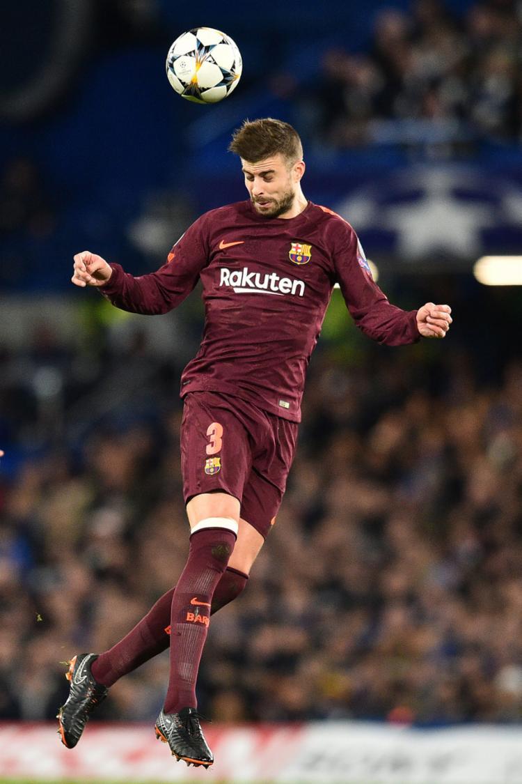 Zagueiro está disponível para a partida contra o Girona - Foto: Glyn Kirk | AFP