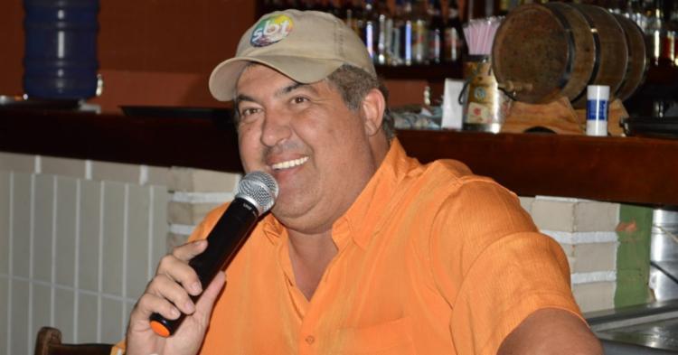 Comediante estava internado por complicações decorrentes da diabete - Foto: Reprodução | Facebook