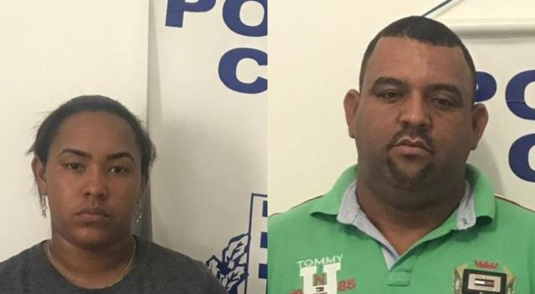 Jamile Santos Marques e Renê Soares Santos da Silva administravam a Casa do Aposentado - Foto: Divulgação | Polícia Civil