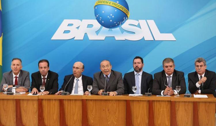 O governo elencou 15 pontos considerados importantes para o país do ponto de vista fiscal e econômico - Foto: Fábio Rodrigues Pozzebom l Agência Brasil