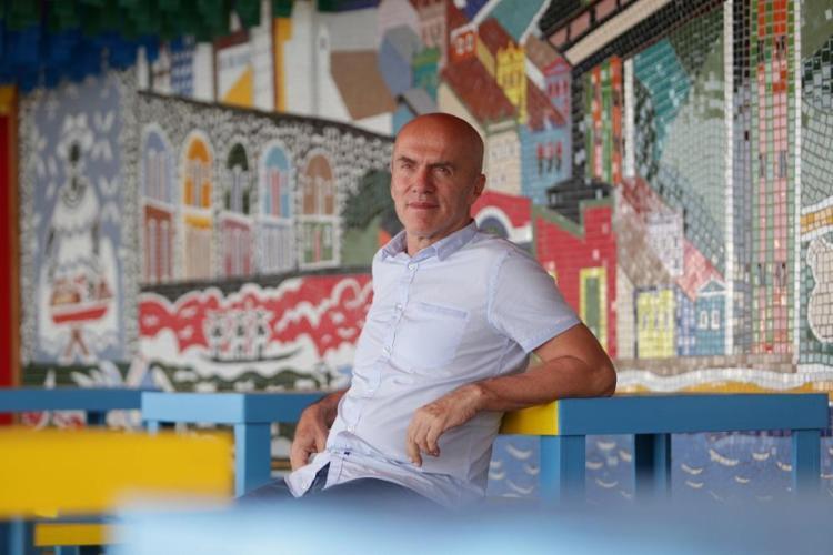 Gringo Cardia coordenou o projeto da recém-inaugurada Casa do Carnaval - Foto: Adilton Venegeroles / Ag. A TARDE