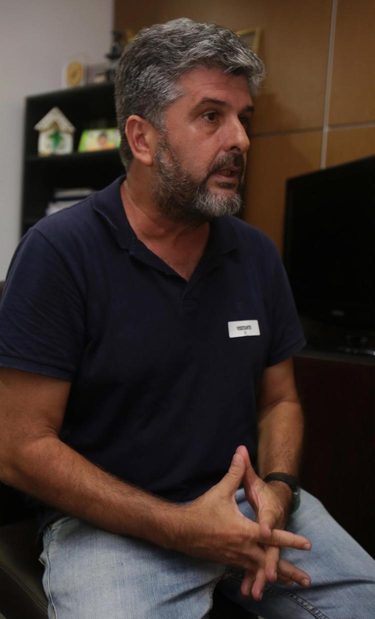 Gustavo Ferraz, advogado e ex-diretor da Codesal - Foto: Joá Souza l Ag. A TARDE l 14.02.2018