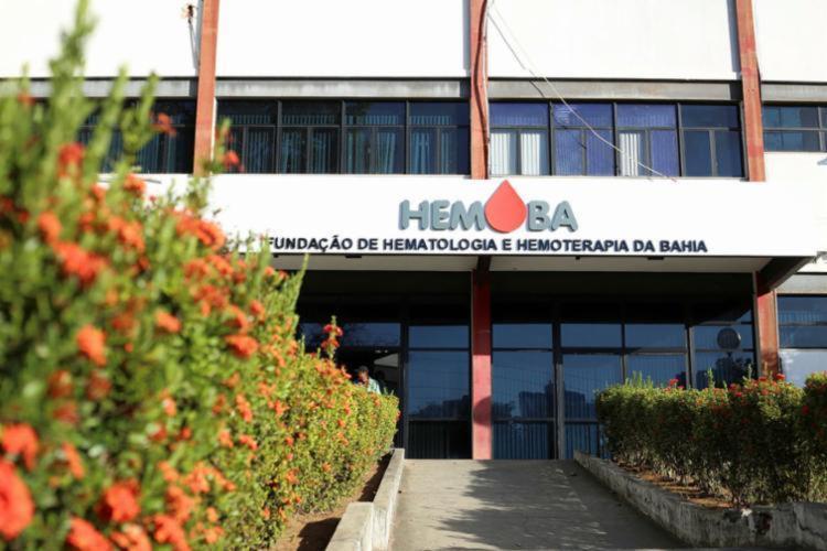 Aprovados vão atuar na sede do Hemoba em Salvador e outras cidades baianas - Foto: Joá Souza | Ag. A TARDE