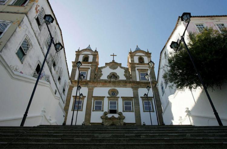 Igreja ficou mais de 20 anos fechada por conta do mau estado de conservação - Foto: Adilton Venegeroles | Ag. A TARDE
