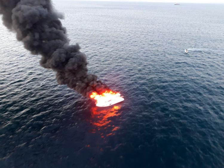 As causas do incêndio ainda são desconhecidas - Foto: Divulgação | SSP-BA