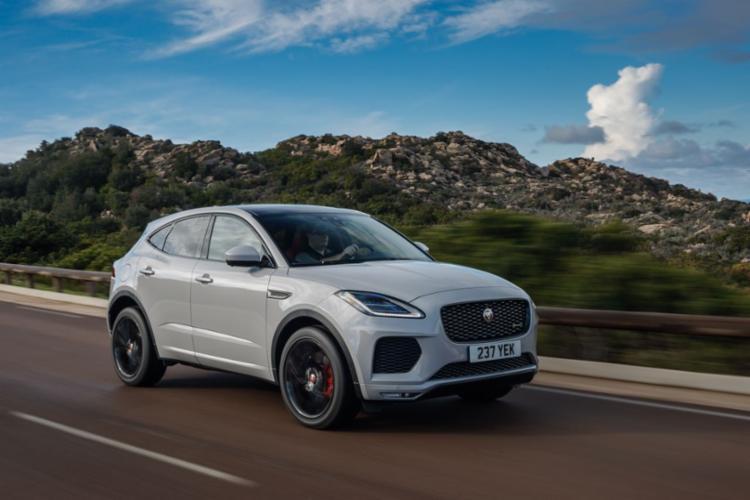 O segundo SUV da Jaguar chega em abril às lojas - Foto: Divulgação