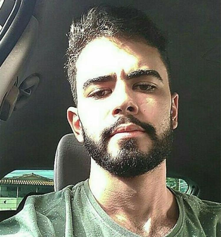 Kaique Abreu está internado após ser agredido na Graça - Foto: Reprodução | Facebook