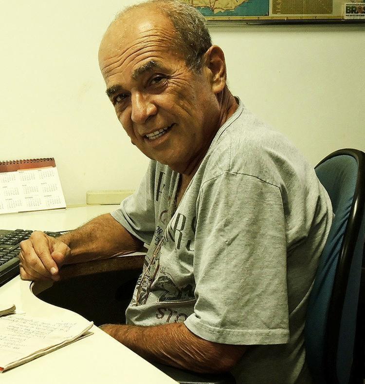 Jornalista comandará coluna na editoria de Política - Foto: Xando Pereira l Ag. A TARDE