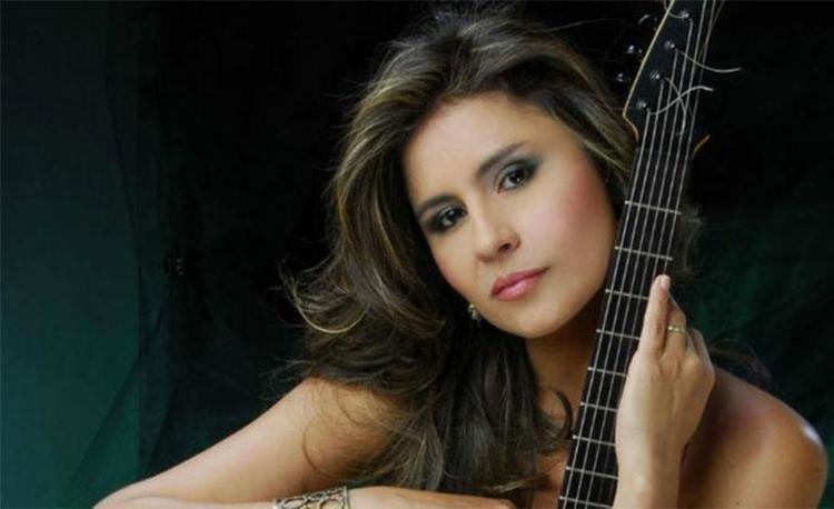 Lia Sophia nasceu na Guiana Francesa e foi criada no Pará - Foto: Divulgação
