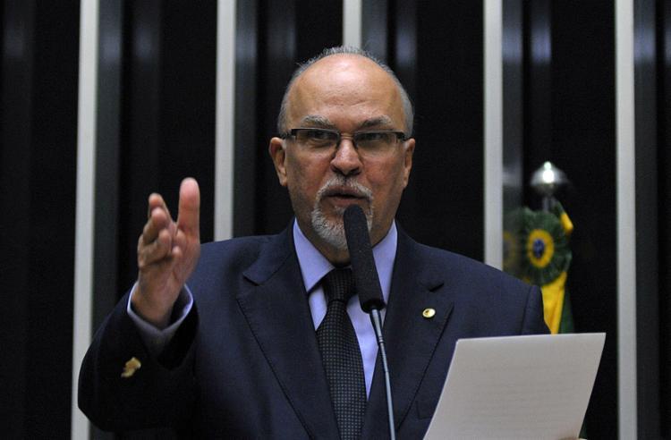 Mário Negromonte, ex-PP, foi ministro das Cidades no governo Dima Rousseff - Foto: Câmara dos Deputados l Divulgação l 2.9.2013