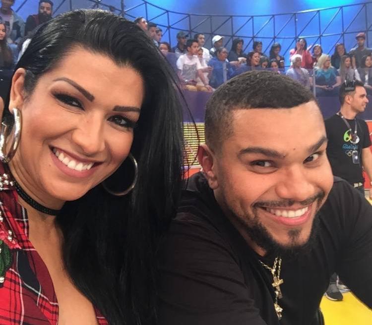 O casal se separou no final do ano passado, quando Moranguinho denunciou o cantor por agressão - Foto: Reprodução | Instagram