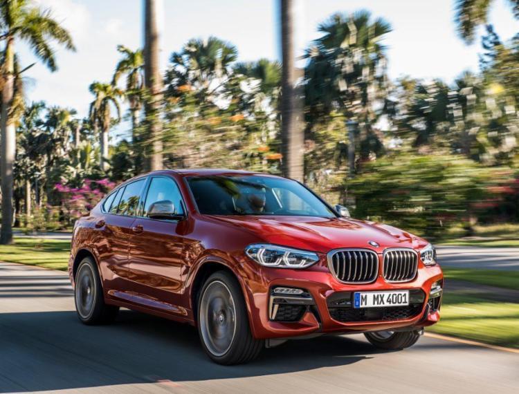 BMW revela novo X4 - Foto: Divulgação