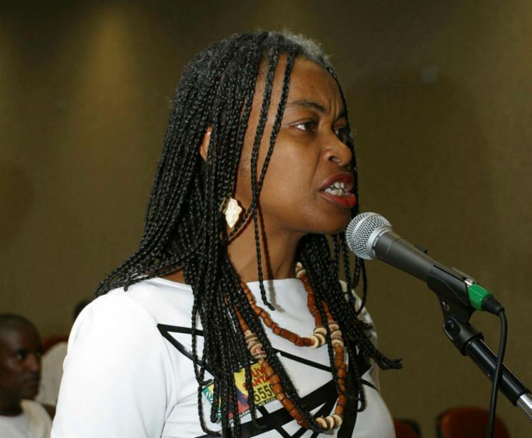 Olívia Santana disse que foi alvo de discriminação durante evento - Foto: Carlos Casaes | Ag. A TARDE | 30.09.2002