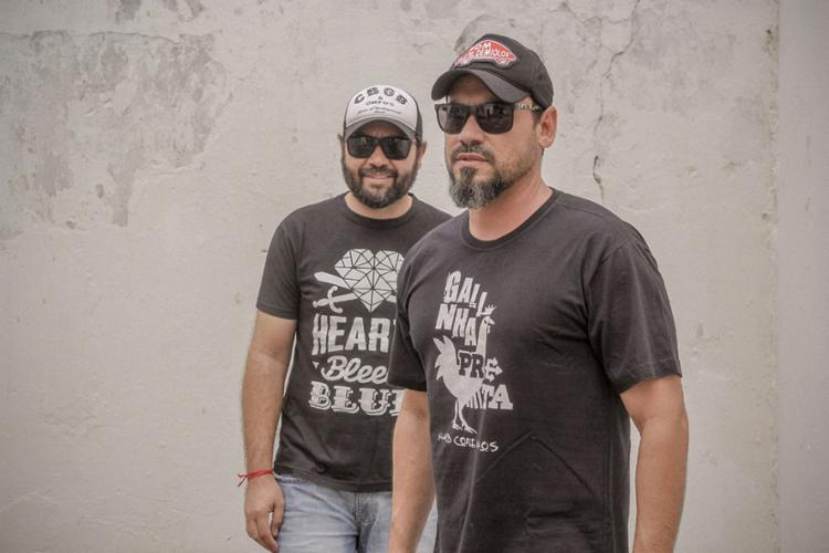 Pastel de Miolos é a mais antiga banda baiana de punk rock ainda na ativa - Foto: Joaquim Fauro | Divulgação
