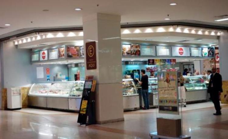 Perini do Shopping Barra foi um dos estabelecimentos autuados - Foto: Divulgação