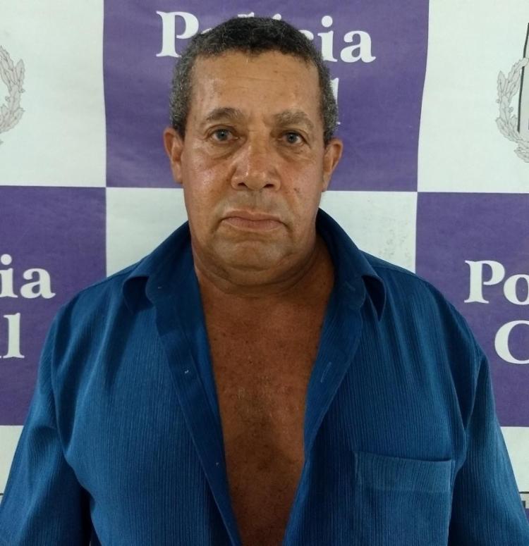 Oseni Rodrigues de Sousa é um dos suspeitos de fazer parte da quadrilha - Foto: Divulgação   Polícia Civil