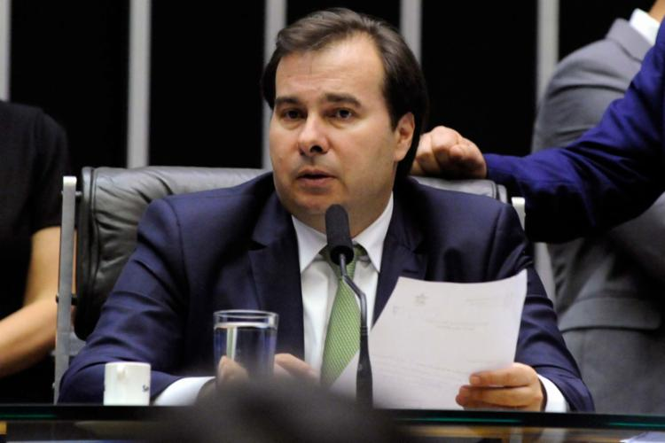 Maia deve responsabilizar o Palácio do Planalto por não ter obtido apoio suficiente à proposta - Foto: Luis Macedo | Câmara dos Deputados