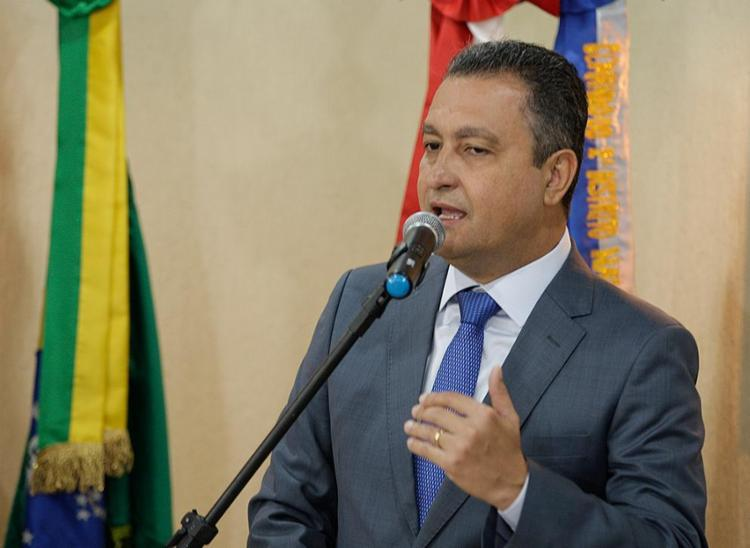 Governador Rui Costa (PT) é candidato à reeleição no pleito de outubro deste ano - Foto: Xando Pereira l Ag. A TARDE l 25.04.2017