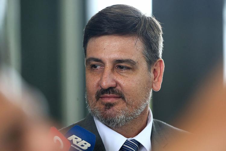Delegado criticado por comentários sobre processo contra Temer é exonerado por titular de novo ministério - Foto: Wilson Dias l Agência Brasil