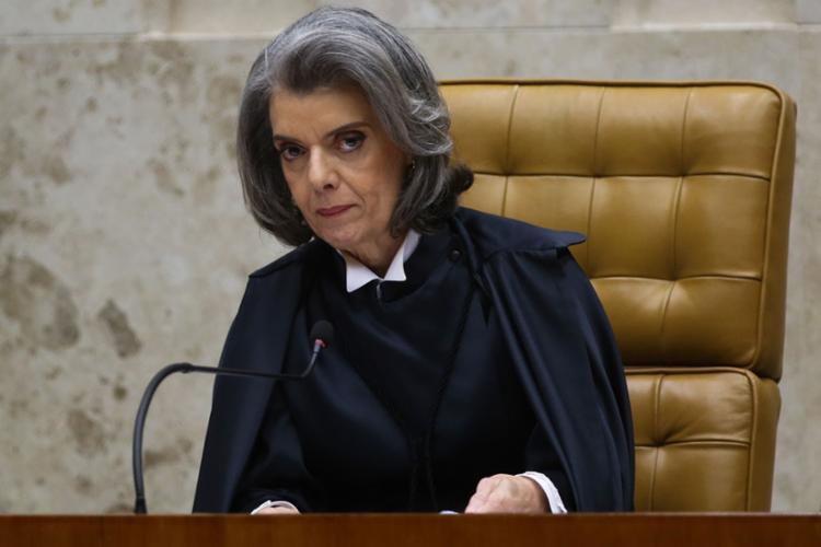 Ministra Cármen Lúcia defendeu a prisão de condenados em segunda instância - Foto: Agência Brasil