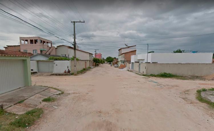 Suspeitos foram encontrados em um prédio na rua Paraíba - Foto: Reprodução | Google Street View