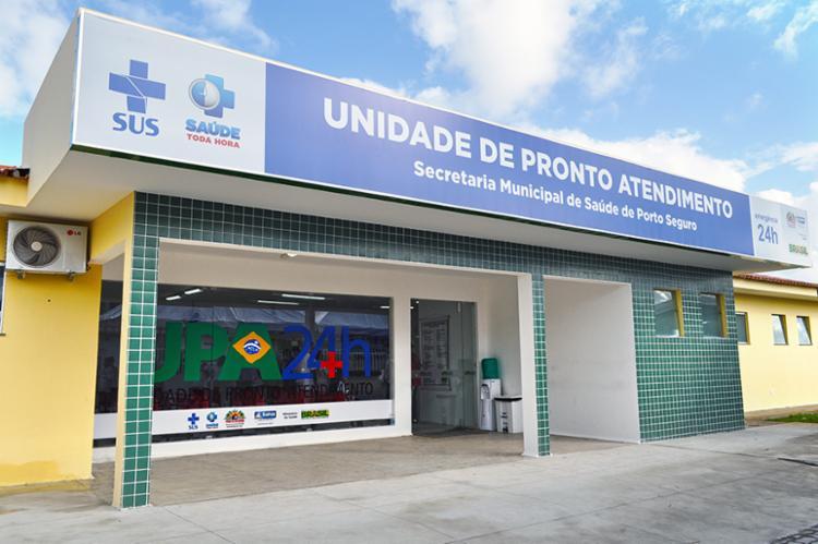 Suspeitos foram encaminhadas para UPA de Trancoso, mas não resistiram - Foto: Divulgação | Secretaria de Saúde de Porto Seguro
