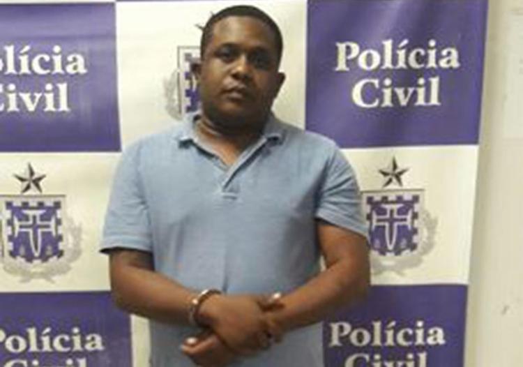 Uenel Cardoso dos Santos é velho conhecido por roubo de veículos - Foto: Divulgação l DRFRV