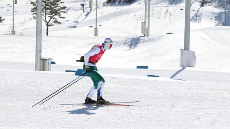 O atleta vai estrear no esqui cross-country nos 15 km estilo livre nos Jogos Olímpicos de Inverno - Foto: Gustavo Harada | COB