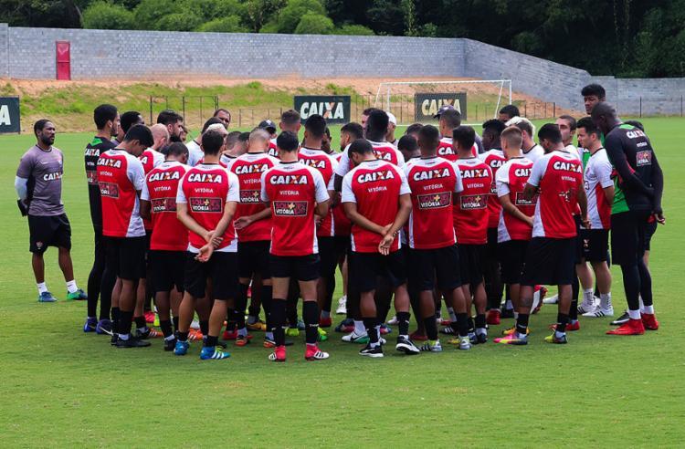 Leão terá desfalque de 12 atletas na partida desta quarta-feira, 21 - Foto: Maurícia da Matta l EC Vitória