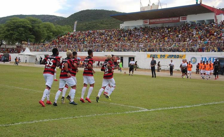 Leão não teve dificuldade para se impor no estádio Waldomiro Borges - Foto: Divulgação l EC Vitória