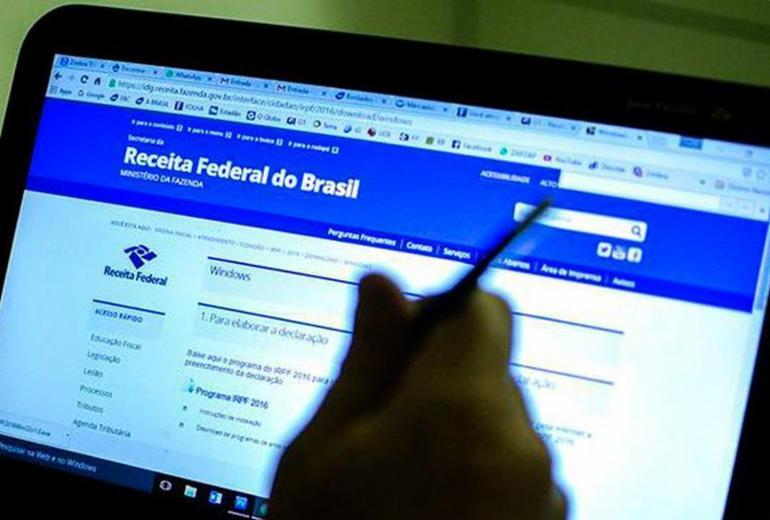 Programa do IRPF 2018 será liberado na próxima segunda-feira   Marcelo Camargo l Agência Brasil