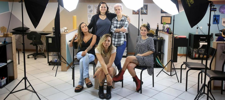 Mulheres conquistam espaço no mercado da tatuagem