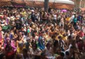 Assembleia Mundial das Mulheres reúne milhares de participantes no Pelourinho | Foto: Margarida Neide | Ag. A TARDE