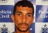 Preso suspeito de assaltos a bancos em Macarani | Foto: Divulgação | Polícia Civil