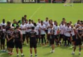 Vitória enfrenta o Bahia de Feira no jogo de ida da semi do Baianão | Foto: Maurícia da Matta | EC Vitória
