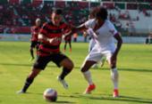 Vitória vacila no fim e cede empate ao Bahia de Feira | Foto: Maurícia da Matta | EC Vitória | Divulgação