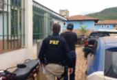Foragido da Justiça de Minas Gerais é capturado na BR-242 | Foto: Reprodução | PRF