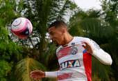 Com Gregore em campo, Bahia ainda não perdeu em 2018 | Foto: Felipe Oliveira l EC Bahia