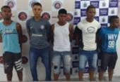 Suspeitos de envolvimento em morte de jovem são presos em Entre Rios | Foto: Divulgação l Polícia Civil (PC-BA)