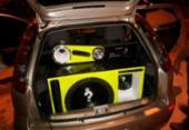 Mais de 50 equipamentos são apreendidos em ação de combate à poluição sonora | Foto: Divulgação | Semop
