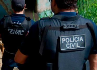Luan foi preso durante operação policial - Foto: Reprodução