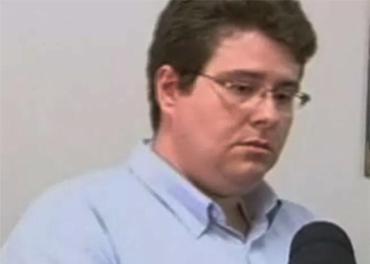 Vinicius Parizatto foi preso em Guarulhos, em São Paulo - Foto: Reprodução