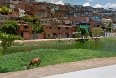 Corpo esquartejado é encontrado dentro de saco em Salvador | Reprodução | Google Maps