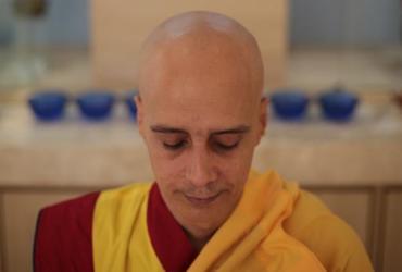 Budismo cresce em Salvador com interessados em aprender a meditar | Raul Spinassé / Ag. A TARDE